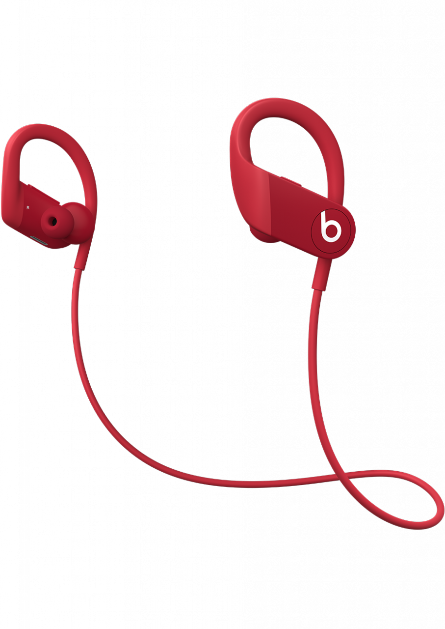 Beats Powerbeats4 Wireless Rot MWNX2ZM/A