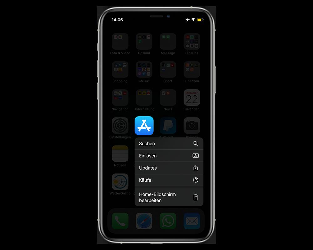 14_App-Optionen