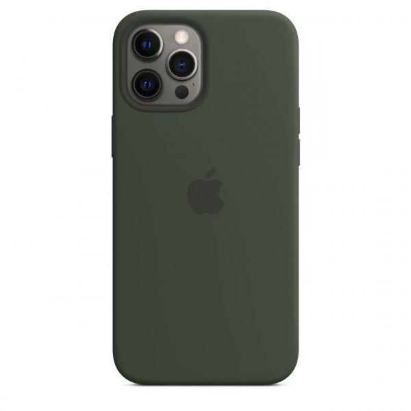 Apple iPhone 12 Pro Max Silkon Case