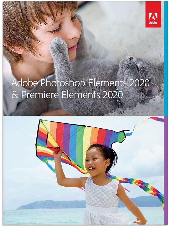 ADOBE ESD Photoshop & Premiere Elements 2020 65308514