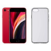 Apple iPhone SE + Devia TPU Case