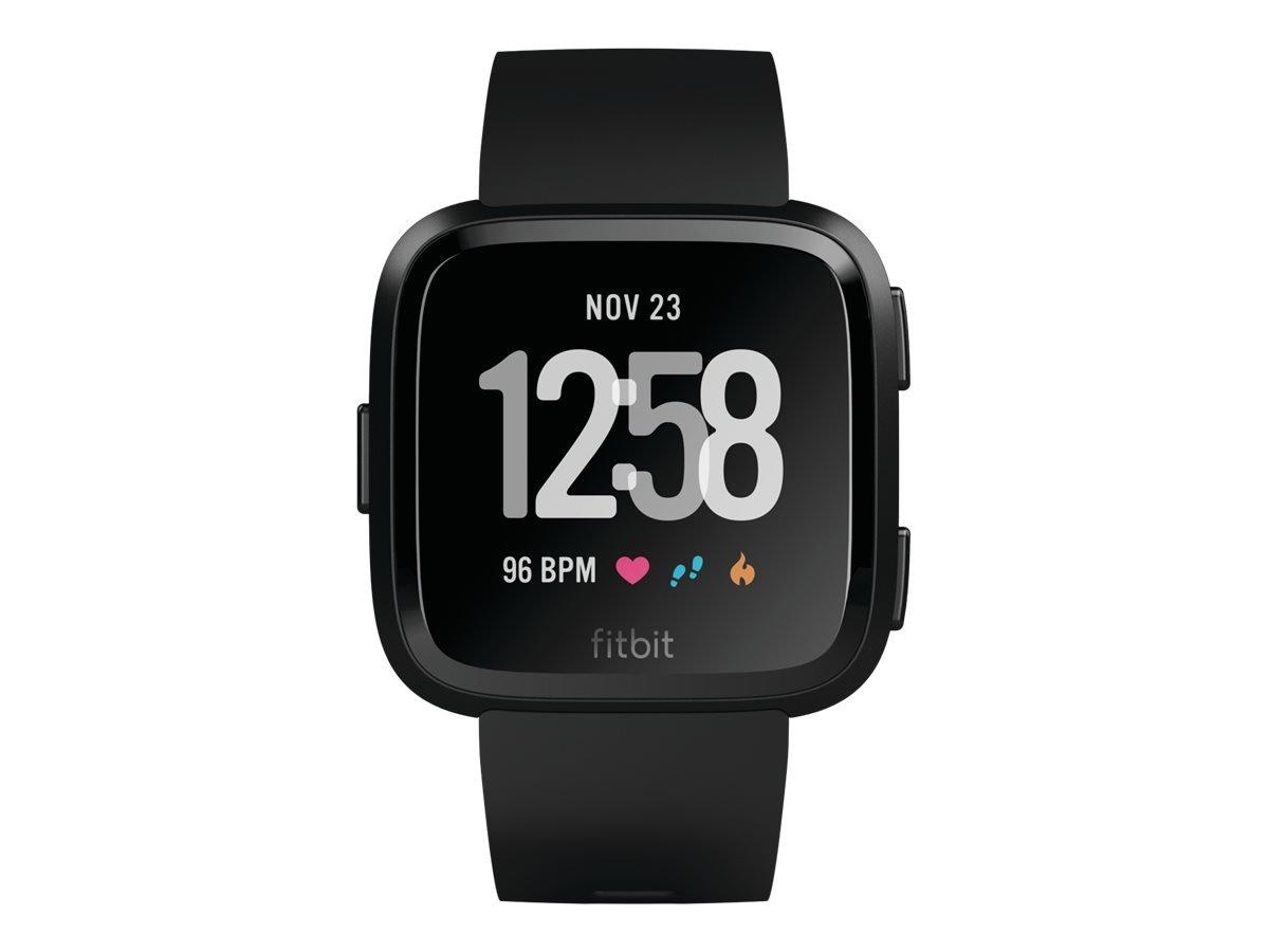Fitbit Versa FB505GMBK-EU