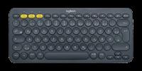 Logitech Wireless Keyboard K380 Schwarz