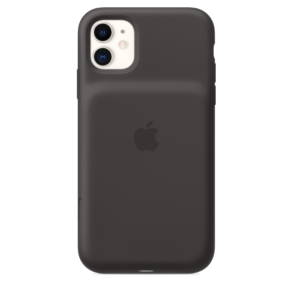 Apple iPhone Smart Battery Case Schwarz iPhone 11 MWVH2ZM/A