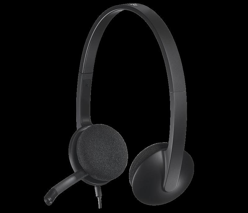 Logitech H340 Headset 981-000475