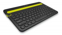 Logitech Bluetooth Multi-Device Keyboard K480 Schwarz
