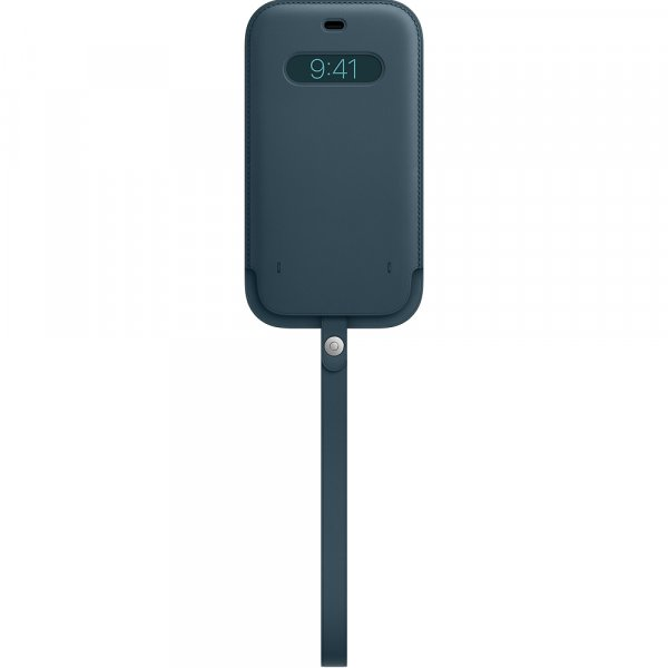 Apple iPhone 12 Pro Max Lederhülle mit MagSafe