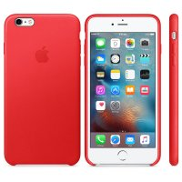 Apple iPhone 6s Plus Leder Case