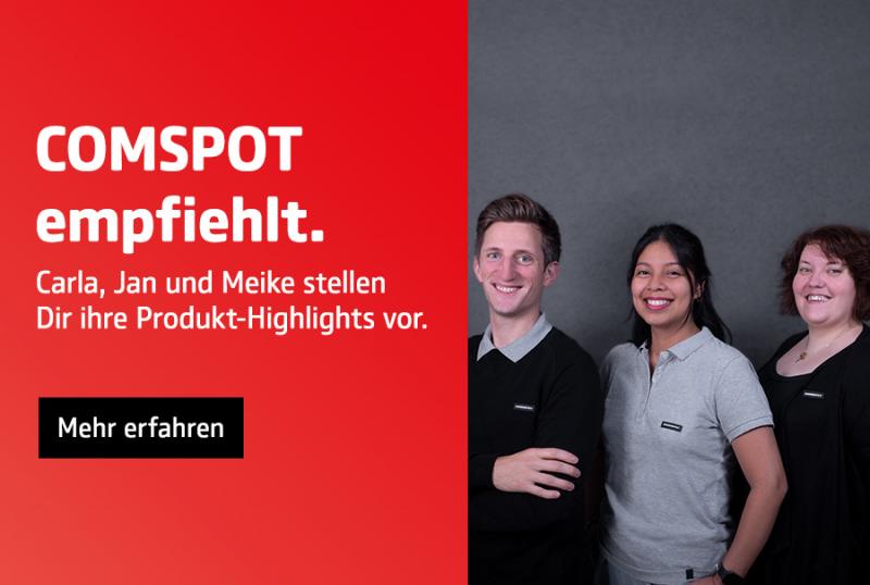 COMSPOT emfpiehlt |COMSPOT