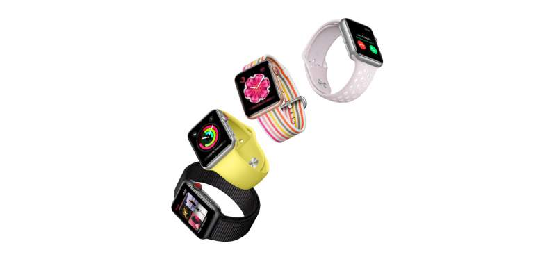 Die Apple Watch Series 3 bei COMSPOT