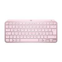 Logitech MX Keys Mini Rosa