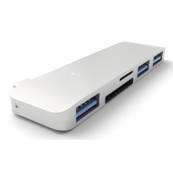 Satechi Type-C USB 3.0 3-in-1 Combo Hub