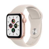 Apple Watch SE Aluminiumgehäuse Gold