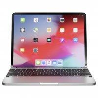 Brydge iPad Pro Tastatur Silber