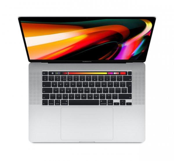 "Apple MacBook Pro 16"", 2.3 GHz i9, 16 GB, 1 TB SSD, Radeon Pro 5500M, Touch Bar und Touch ID, Silber"