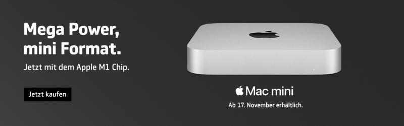 Der neue Mac mini | COMSPOT
