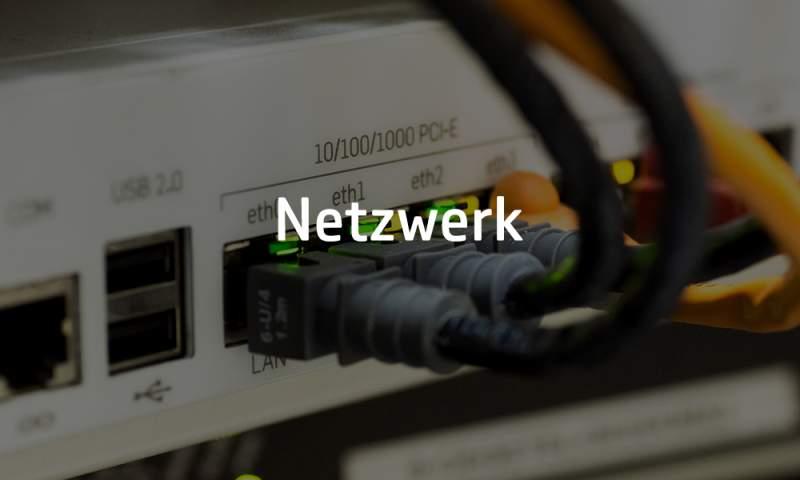 Netzwerke bei COMSPOT