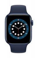 Apple Watch Series 6 Aluminium Blau