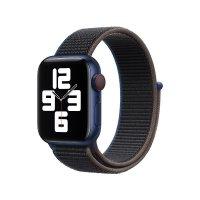 Apple Sport Loop Kohlegrau
