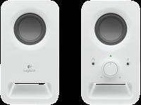 Logitech Z150 Lautsprecher Weiß
