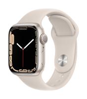 Apple Watch Series 7 Aluminium Polarstern