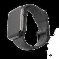 UAG Urban Armor Gear [U] Dot Silikon Armband Schwarz