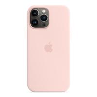 Apple iPhone 13 Pro Max Silikon Case Kalkrosa