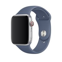 Apple Watch Sportarmband Alaska Blau