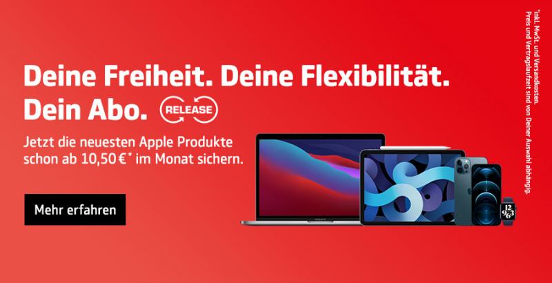 Jetzt Apple Produkte abonnieren | COMSPOT