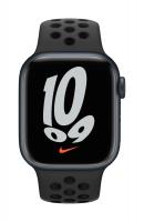 Apple Watch Nike Series 7 Aluminium Mitternacht