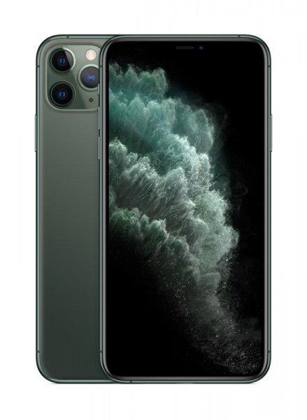 Apple iPhone 11 Pro Max, 256 GB, Nachtgrün