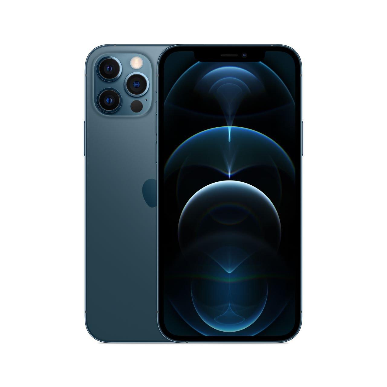 Apple iPhone 12 Pro Pazifikblau 512 GB MGMX3ZD/A