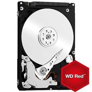"""WD Western Digital Red für NAS 3,5"""" 1TB 4 TB WD40EFRX"""