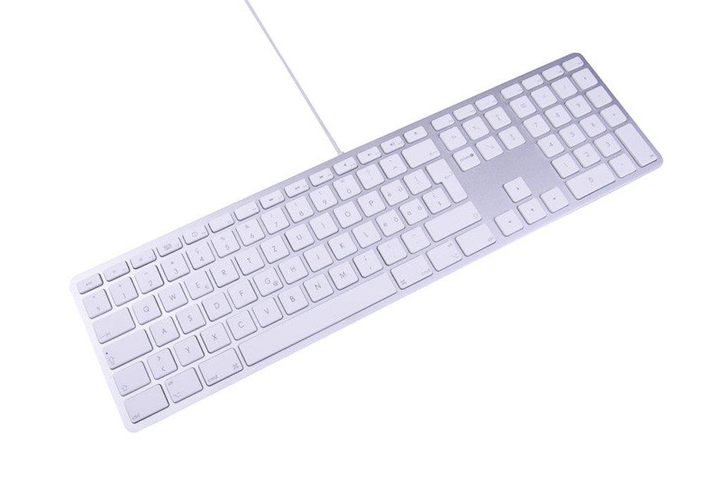 LMP kabelgebundene USB Tastatur Deutsch 17203