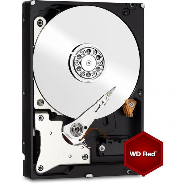 Western Digital Red NAS Hard Drive