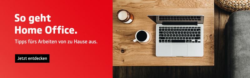 So geht Home Office | COMSPOT