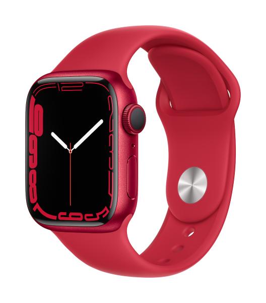 Apple Watch Series 7 Aluminium (PRODUCT)RED