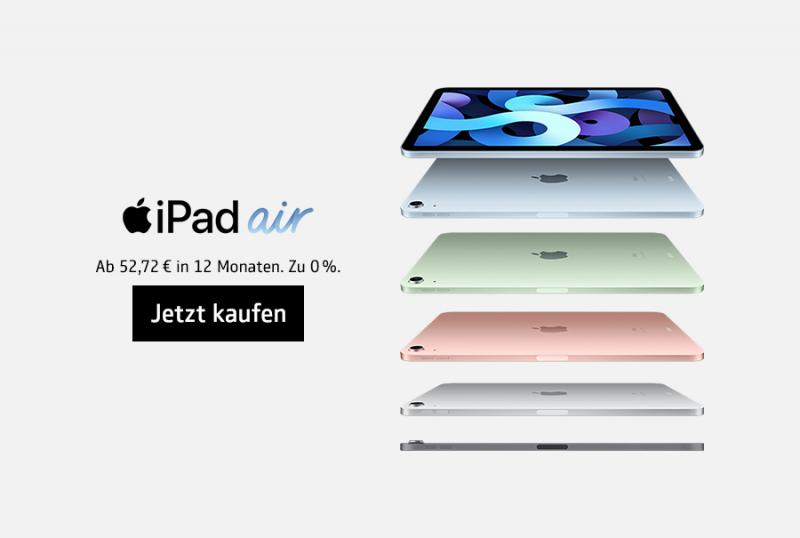 Das iPad Air kaufen | COMSPOT