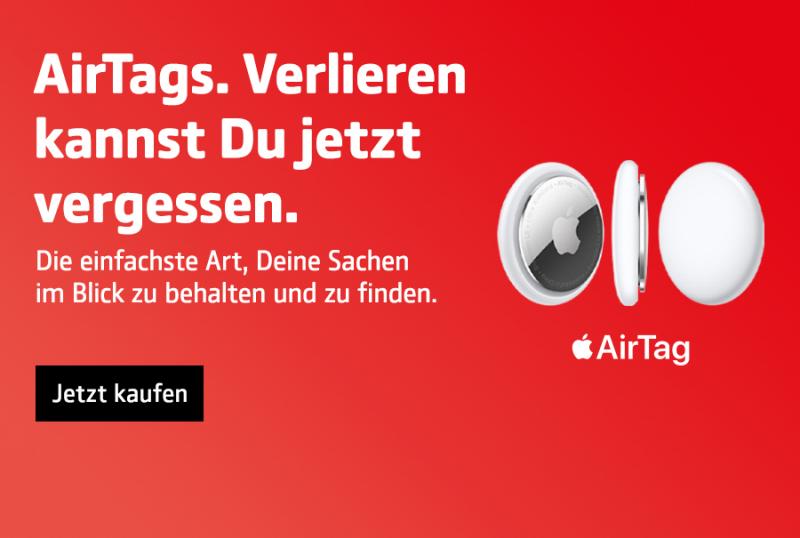 AirTag. Jetzt kaufen!