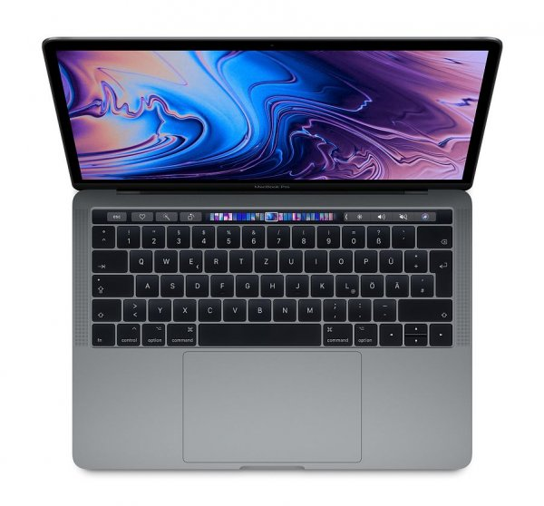 "Apple MacBook Pro 13"", 1.7 GHz i7, 16 GB, 128 GB SSD, Touch Bar"