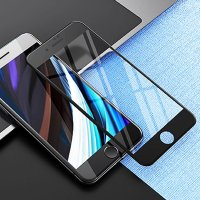 Devia 3D Curved Tempered Glass Schwarz