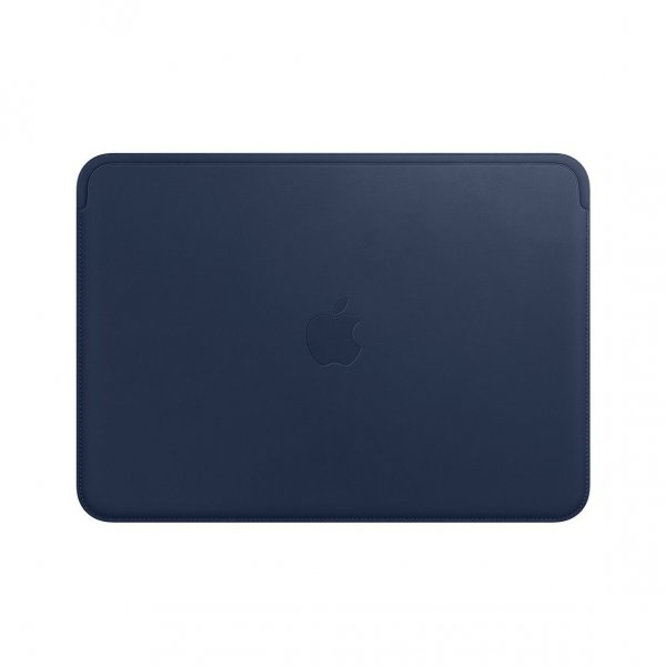 """Apple MacBook 12"""" Lederhülle, Mitternachtsblau"""