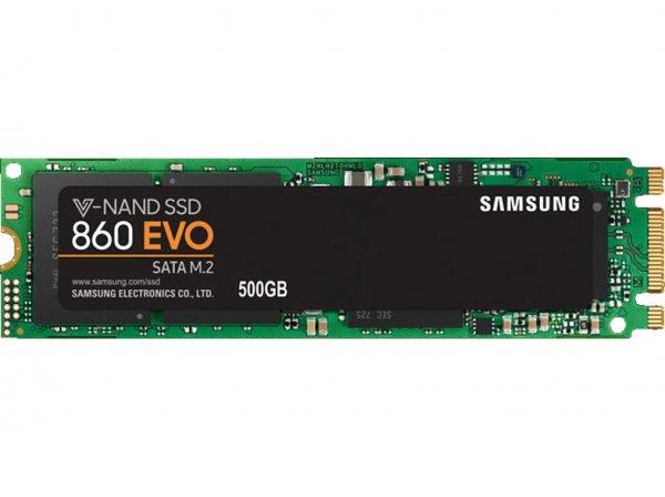 "SAMSUNG SSD 850 EVO Serie 2,5"", Solid-State-Drive, SATA-600"