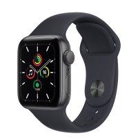 Apple Watch SE Aluminium Space Grau
