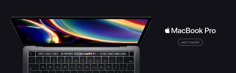 "Das neue MacBook Pro 13"" | COMSPOT"