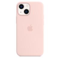 Apple iPhone 13 mini Silikon Case Kalkrosa