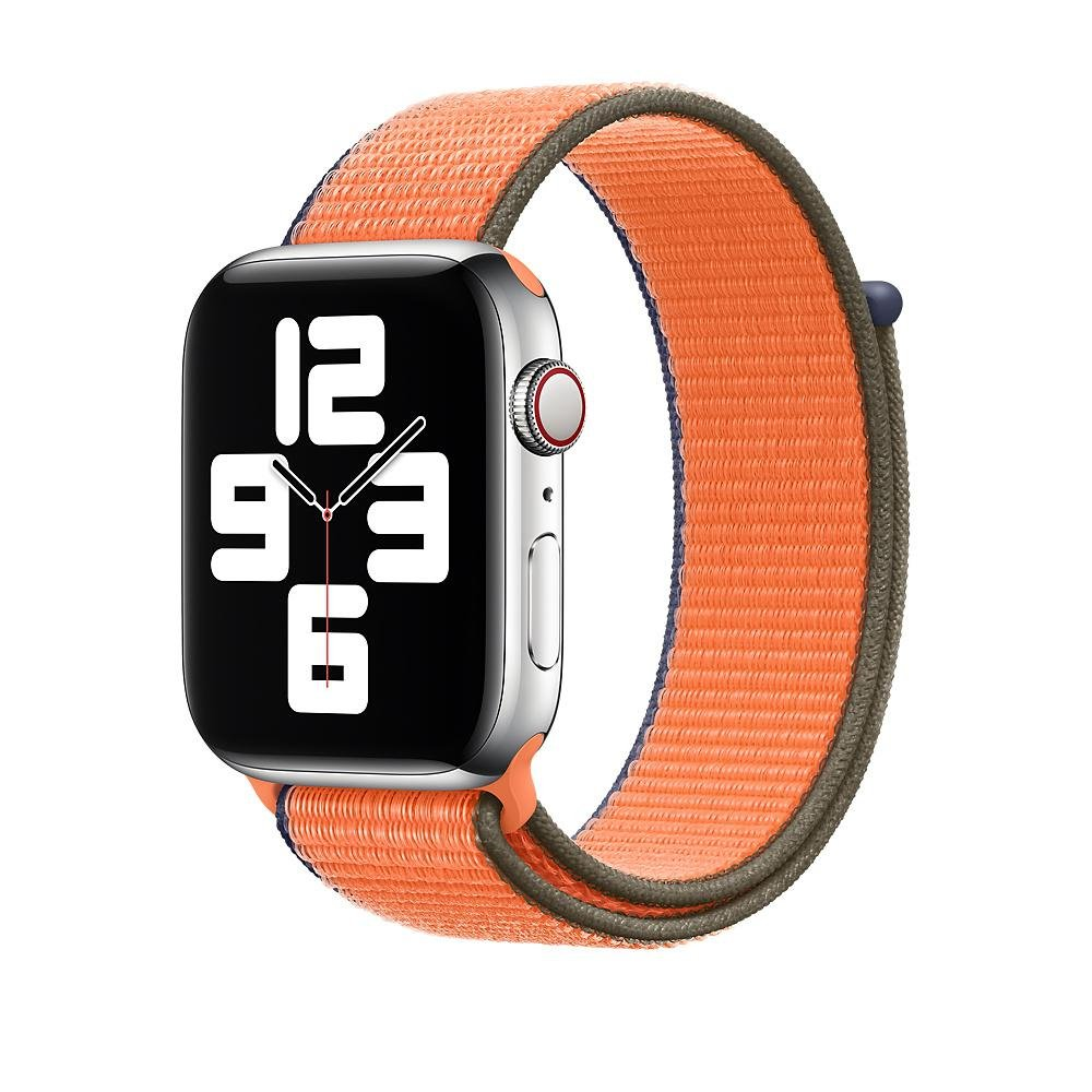 Apple Sport Loop Kumquat 44 mm MYA62ZM/A