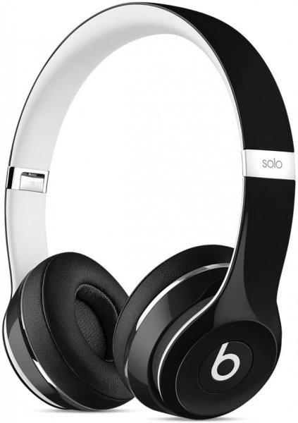 Beats Solo² Luxe Edition, On-Ear Kopfhörer, Schwarz