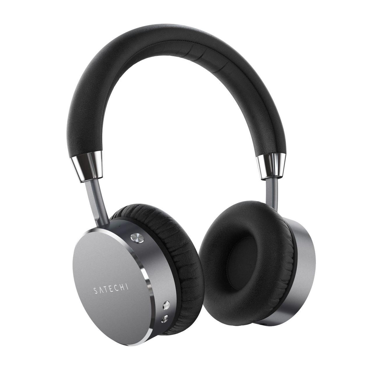 Satechi Aluminum Headphones Wireless Space Grau ST-AHPM
