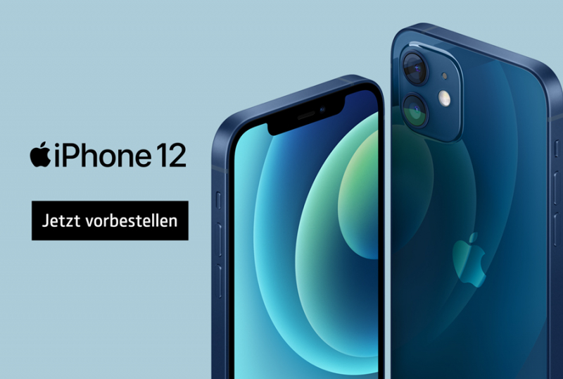 Das iPhone 12 vorbestellen | COMSPOT